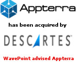 Slide 26 - Appterra and Descartes