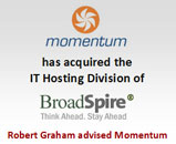 Slide 14 Momentum and Broadspire