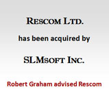 Slide 19 - Rescom and SLMSoft